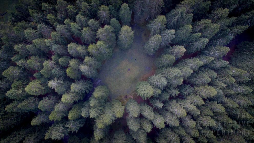 professional drone footage northumberland